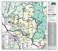 kentucky scenic byway map
